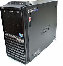 Gamer PC Acer Veriton M490G, Intel i5 3,2 GHZ 8GB Ram, 640GB HDD, Windows 10 PRO