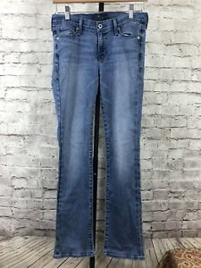 Lucky-Brand-Women-s-Denim-Low-Rise-Brooke-Boot-Cut-Jeans-Tag-28r-See-Cond