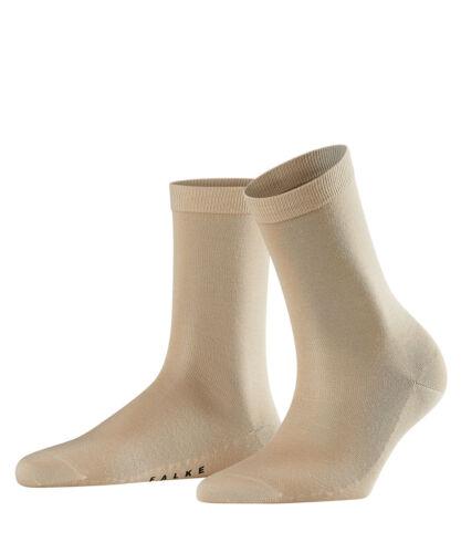 FALKE Sensual Silk Socken Damen Uni mit Seidenanteil