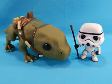 Funko POP! Star Wars Sandtrooper & Dewback Walmart Exclusive LOOSE NO BOX