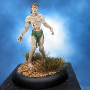 Painted-Reaper-BONES-Miniature-Zombie-II