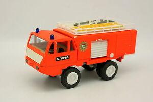 Gama 1/43 - Krupp 9402 Pompiers Pompiers