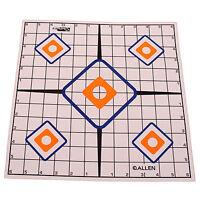 Allen Cases Ez Aim Sight Grid Target (12 Per Pack) 15203 on sale