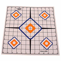 Allen Cases Ez Aim Sight Grid Target (12 Per Pack) 15203 on sale
