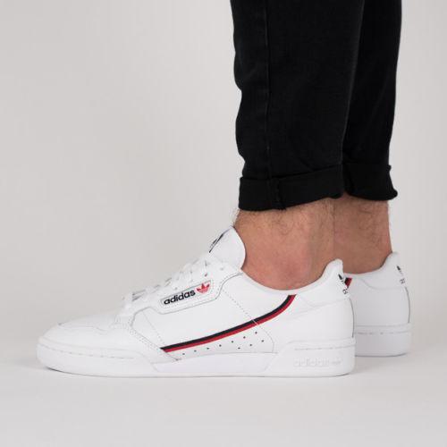 uomo da tennis Continental b41674 Adidas Originals 80 Scarpe da qRtgnwxvv4