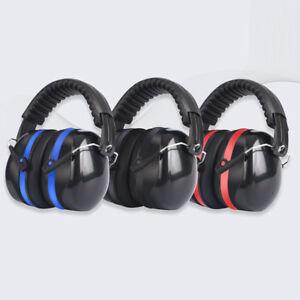 Ear-Protection-Hearing-Muffs-Shooting-Noise-Gun-Range-Safety-Earmuffs-Headphones