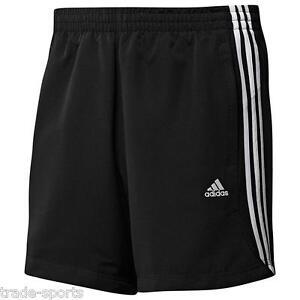 Dettagli su Adidas da Uomo Climalite Pantaloncini Corsa Multi Listino Taglia Colore Leggero