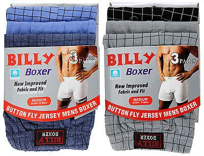 3 Pairs Of Mens Boxer Shorts Big Size Underwear 3xl 4xl 5xl 6xl Bst240 Fabriken Und Minen