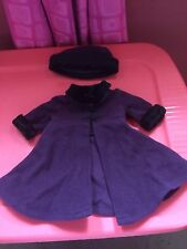 """American Girl Brand Coat And Hat For An 18"""" Doll"""