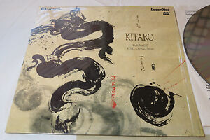 Kitaro-World-Tour-1990-Kojiki-A-Story-in-Concert-Pioneer-Artists-videodisc-RARE
