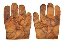 ADULT MARVEL COMICS THE THING MUSCLE GLOVES COSTUME ACCESSORY DG18477
