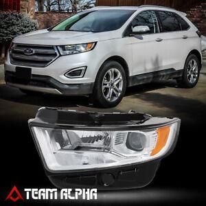 Ford Edge Chrome Passenger Side Replacement Fog Light Cover