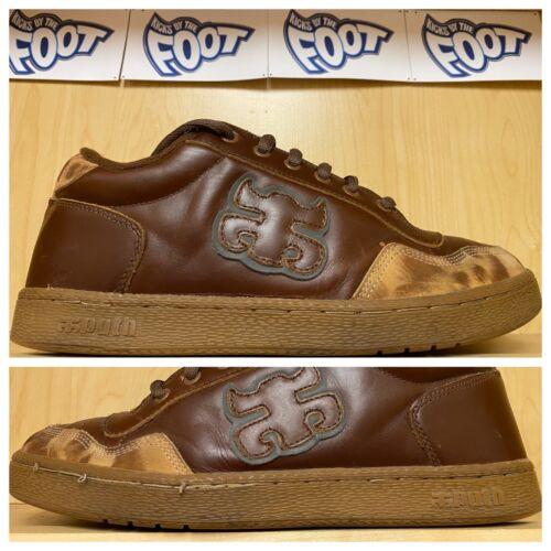 Vintage IPath Skateboarding Shoes