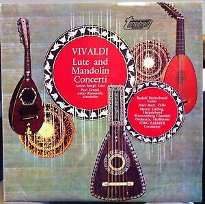 Details about Stingl Grund Rumetsch Faerber - Vivaldi Lute & Mandolin  Concerti LP Mint- UK