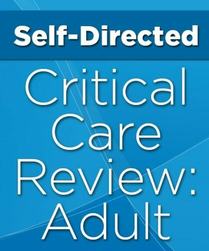 Self-Directed Critical Care Review