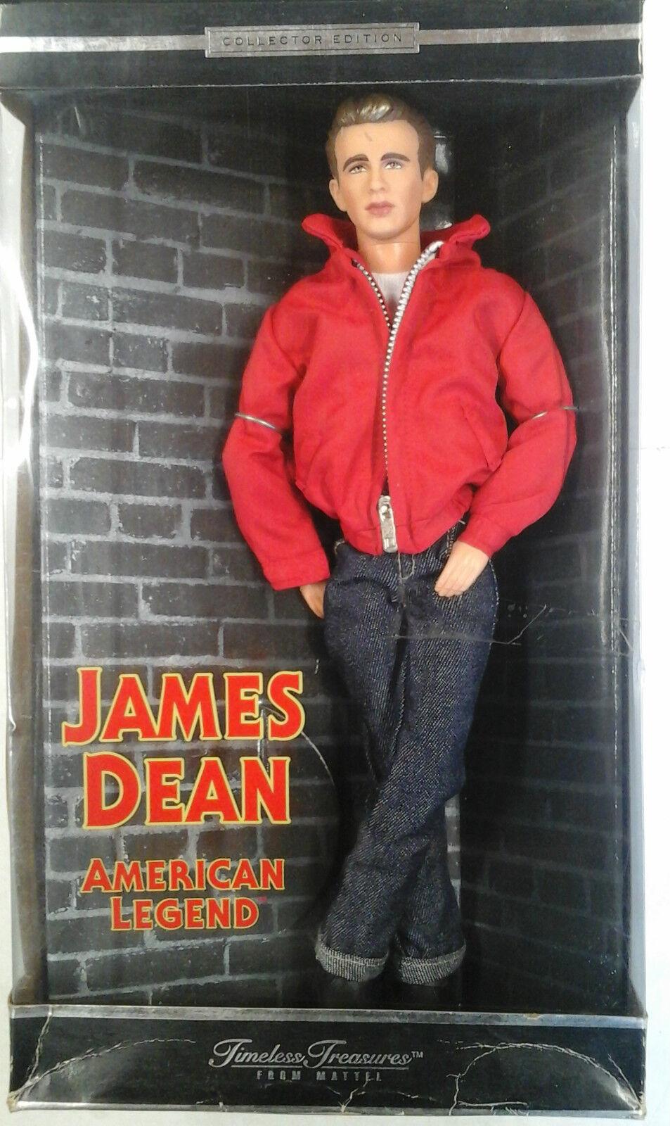 BARBIE - 2000 - JAMES DEAN DEAN DEAN - AMERICAN LEGEND - MATTEL a88eb8