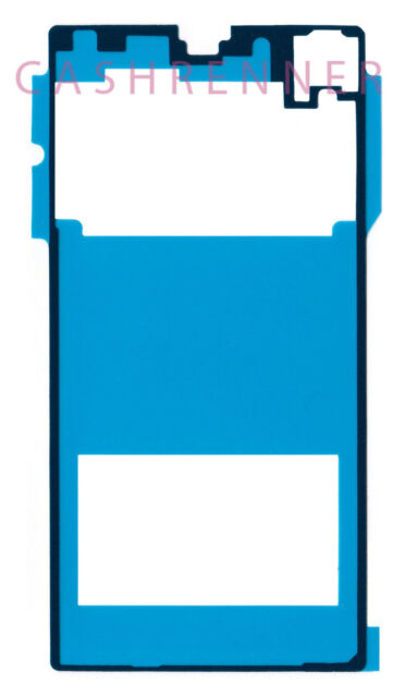 Deckel Kleber Klebepad Hinten Akkudeckel Adhesive Sticker Sony Xperia Z1 L39h
