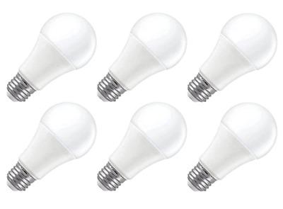 Halco 82069 24 Pack LED 60W A19FR9//830//ECO//LED//6 Soft White Medium Base