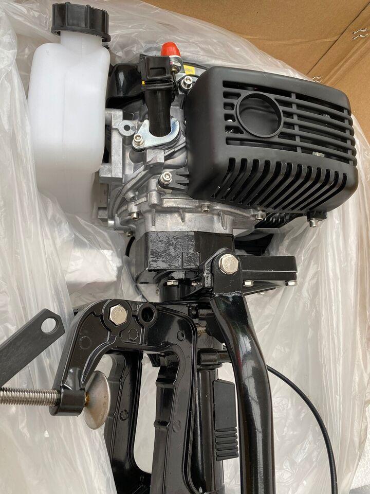 Påhængsmotor