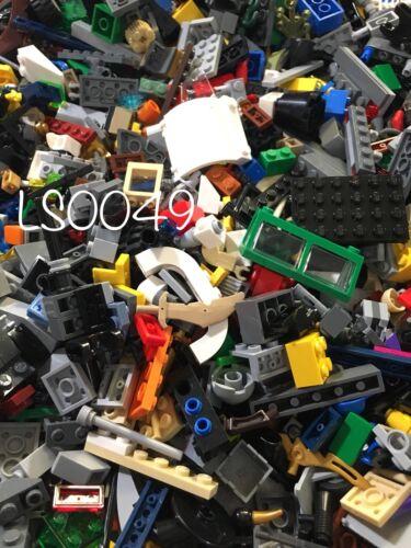 500 CLEAN 100/% LEGO PIECES MIX Bulk STEAM STEM Set Technic Creator Star Wars