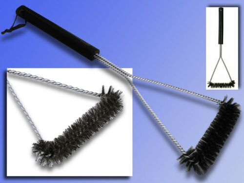 Grid Grill Cleaning Brush Scrubber Barbecue Brush Brass Wire
