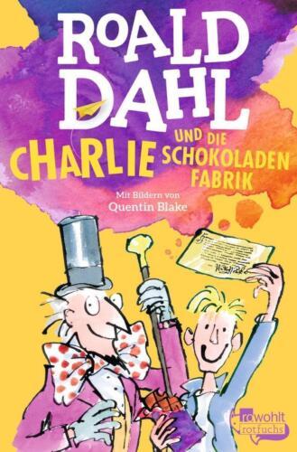 1 von 1 - Charlie und die Schokoladenfabrik von Roald Dahl UNGELESEN