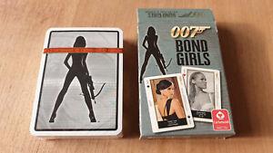 Official-James-Bond-playing-cards-deck-Bond-Girls-Carta-Mundi-Sealed
