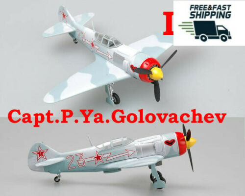 Easy Model 1//72 Soviet Russian LA-7 Capt.P.Ya.Golovachev,9th GFAR #36333
