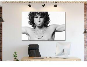 Jim-Morrison-The-Doors-Canvas-Wall-Art-Print-Various-Sizes