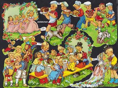 Hochzeit Reprint Des Eas Klassikers 3073 Glimm Süß GehäRtet # Glanzbilder # Ef 7147 Kinder