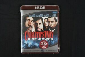 Carlitos Way: Rise To Power (HD-DVD, 2007)  Only For HD-DVD Players Sealed !
