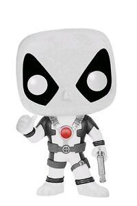 Deadpool-Thumbs-up-Black-amp-White-Marvel-SDCC-2016-Exclusive-Pop-Vinyl-Figure
