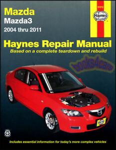manual mazda axela 2004