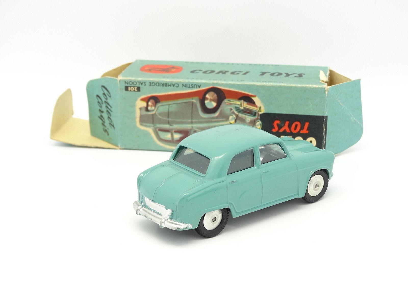 Corgi Toys 1 43 43 43 - Austin Cambridge Saloon 202 a18fa7