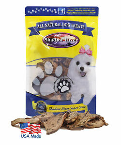 Shadow-River-Lamb-Choppies-Dried-Lung-Dog-Treats-USA-Made-Thin-amp-Crispy-8-oz