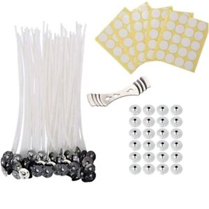 120Pcs-8-inch-Candle-Wick-and-Stickers-Set-with-50-Metal-Tabs-Candle-Wick-C-D5V1