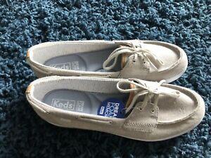 Dream Foam Memory Boat Slip Shoes Size