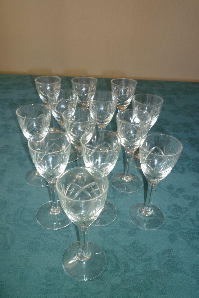 Glas, Ulla, krystal