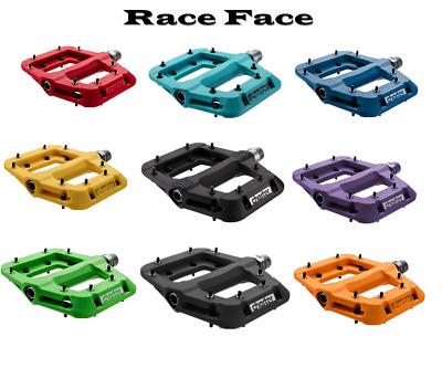 "Race Face Chester Pedals Composite Platform Mountain Bike Pedals 9//16/"""