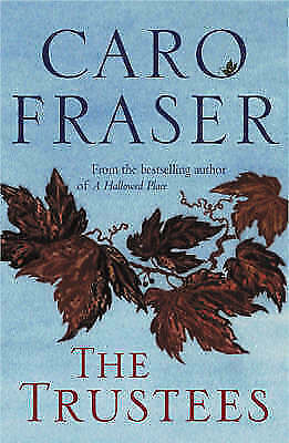 The Trustees by Fraser, Caro, Good Book (Paperback) Fast & FREE Delivery!