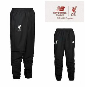 Liverpool FC Mens Tracksuit Bottoms New Balance LFC