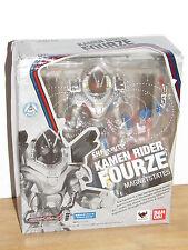 Bandai S.H.Figuarts Masked Kamen Rider Fourze Magnet States MISB New Damaged Box