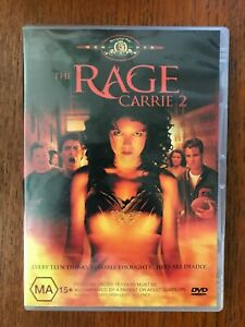 The-Rage-Carrie-2-DVD-Region-4-LIKE-NEW