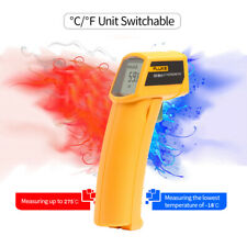 Fluke 59 Handheld Mini Digital Ir Infrared Thermometer 81 Digital Ir Meter Lcd