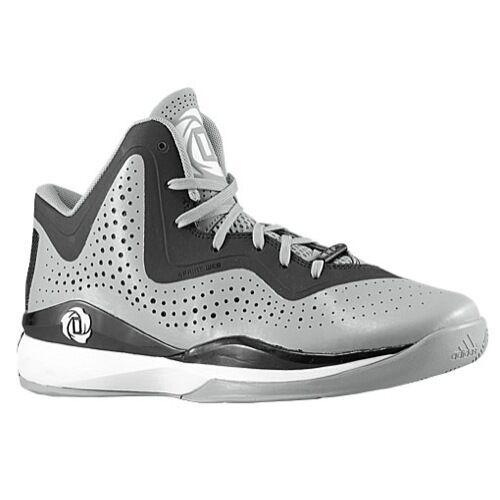 Derrick rose adidas s rose 773 taglia iii scarpe da basket taglia 773 10 nwt la libera navigazione fab7da