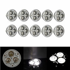 Hot Sale Lot10 3W 12V LED Light Bulb MR16 Pure White Spotlight Lamp Landscape