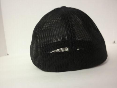 10 FLEXFIT TRUCKER MESH CAP PLAIN BLANK BASEBALL HAT FLEX FIT CURVED FITTED 6511
