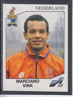 # 120 Stanley menzo-Nederland Panini-Euro 92