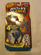 "Mutant Mania Claw Breaker 1"" Mini Figure Wrestlers Robo Moose #072 sealed"