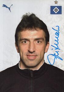 Autogramm - Claus Reritmaier (HSV) - 2006/2007
